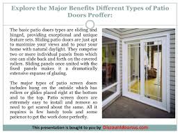 Fitting Patio Doors How To Install Patio Screen Door Home Design Ideas And Pictures