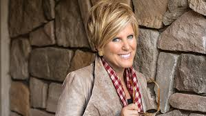 suzie ormond hair styles suze orman when to take financial risks