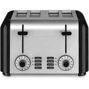 Cuisinart Counterpro Convection Toaster Oven Cuisinart Counter Pro 0 6 Cubic Foot Toaster Oven Broiler With