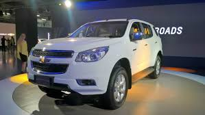 chevrolet trailblazer 2016 chevrolet trailblazer auto expo 2016 live