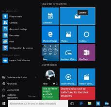 horloge sur bureau windows retrouver ses repères avec le bureau de windows 10