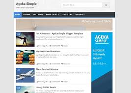gallery blogger templates free download blogger templates 2018