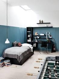 peinture mur de chambre cuisine decoration idee deco peinture chambre garcon style york