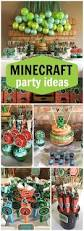 25 best mine craft party ideas on pinterest mine craft birthday