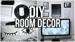 Room Decorations by Diy Room Decor 2016 Diy Youtube
