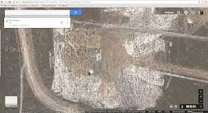 Google Maps Area 51 Pictures