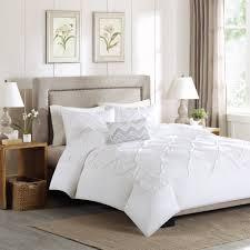 Organic Cotton Pintuck Duvet Cover Shams Hotel Quality 100 Cotton T180 Pinch Pleat Pintuck Diamond Duvet
