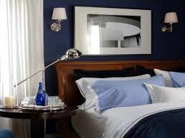 navy blue and white bedroom benjamin moore palladian blue