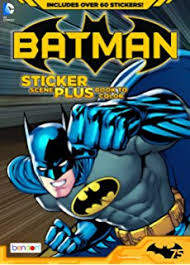 amazon batman jumbo coloring activity book toys u0026 games