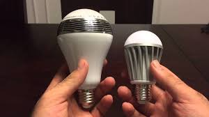 Bluetooth Light Bulb Speaker Magiclight Beats Bluetooth Led Light Bulb With Speaker Youtube