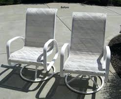 outdoor furniture sling replacement patio furniture sling