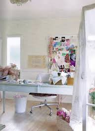 lilly queen vintage shabby chic office inspirational photos