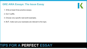 gre essays samples top 7 tips for a perfect gre issue essay youtube
