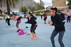 may ranch free evening workouts at perris parks