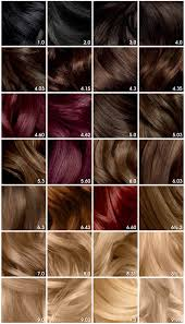 hair color chart fall in love with hair color chart colour chart hair coloring and in