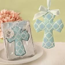 baptism ornament favors blue cross ornament favors baptism communion favors