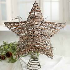 grapevine trees sparkling grapevine tree topper trees and toppers