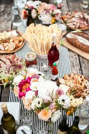 Summer Lunch Ideas For Entertaining - how to set the ultimate friendsgiving table antipasto platter