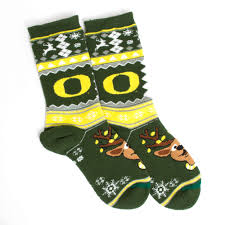 oregon accessories socks
