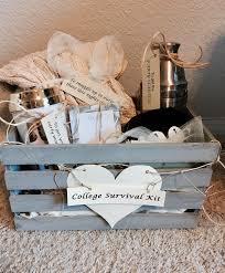 high school graduation presents college survival kit high school graduation gift for my baby