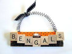 cincinnati bengals chalkboard sign ornament cincinnati sports