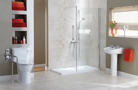 How To Remove Bathtub And Replace With Shower Walk In Showers Ahm Installations