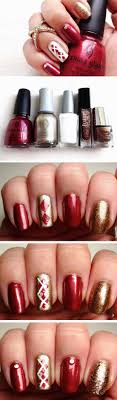 22 easy fall nail designs for nails