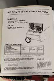 sanborn magna air compressor manual 28 images portable sanborn