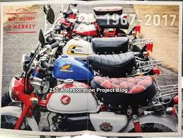 the history of monkey special anniversary book monkey z50