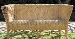 Seagrass Chairs Vintage Finds Vintage Verandah Seagrass Or Split Cane Furniture