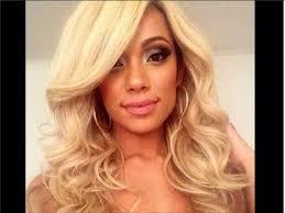erica mena hair what do you think of erica mena s blonde hair vh1 news