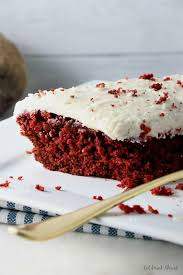 vegan red velvet cake eat drink shrink