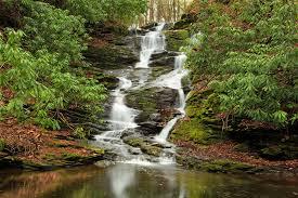 Delaware waterfalls images Water gap national recreation area delaware desktop wallpaper jpg