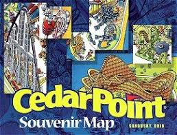 cedar fair parks map cedar fair entertainment company