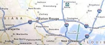 Louisiana On Map by Wholesale B U0026b Nursery Location