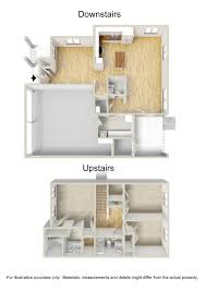 3 bed 2 5 bath apartment in tarawa terrace nc jacksonville nc for the adriance floor plan