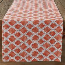 cheap coral table runners coral table runner 72 inch