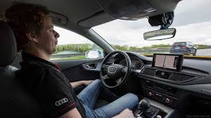 future audi a9 audi customers experience piloted driving on the a9 autobahn