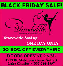black friday sale thanksgiving schedule paradiddle s