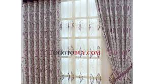 Purple Eclipse Curtains by Curtains Beautiful Purple Blackout Curtains With Flowers And