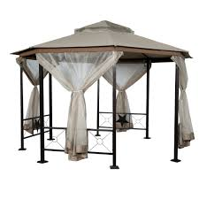 Mainstays Gazebo Replacement Parts by Cloud Mountain Garden Gazebo Polyester Fabric 12 U0027 X 12 U0027 Patio