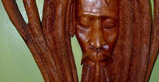 jamaican wood sculptures two jamaican cartoonists