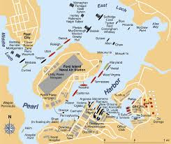 Pearl Harbor Map Thunder Maps
