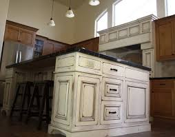 distressed white kitchen island magnetic distressed antique white kitchen island with matte black