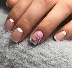 half moon nails big gallery of designs bestartnails com