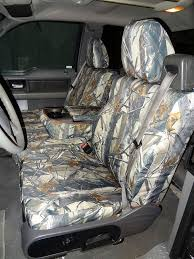 Camo Truck Seat Covers Ford F150 - amazon com durafit seat covers 2004 2008 ford f150 xcab front 40