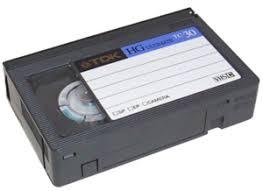 hdv cassette num礬risation vhs hi8 8mm mini dv num礬risation vhs hi8 minidv