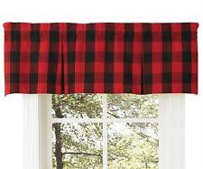 Curtain Box Valance Park Designs Lodge Valances Ebay