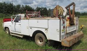 Ford F350 Service Truck - 1980 ford f350 service truck item k4124 sold september