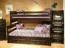 Inexpensive Bunk Beds With Stairs Cheap Bunk Beds With Stairs Lacquered Mahogany Wood Bunk Bed Which
